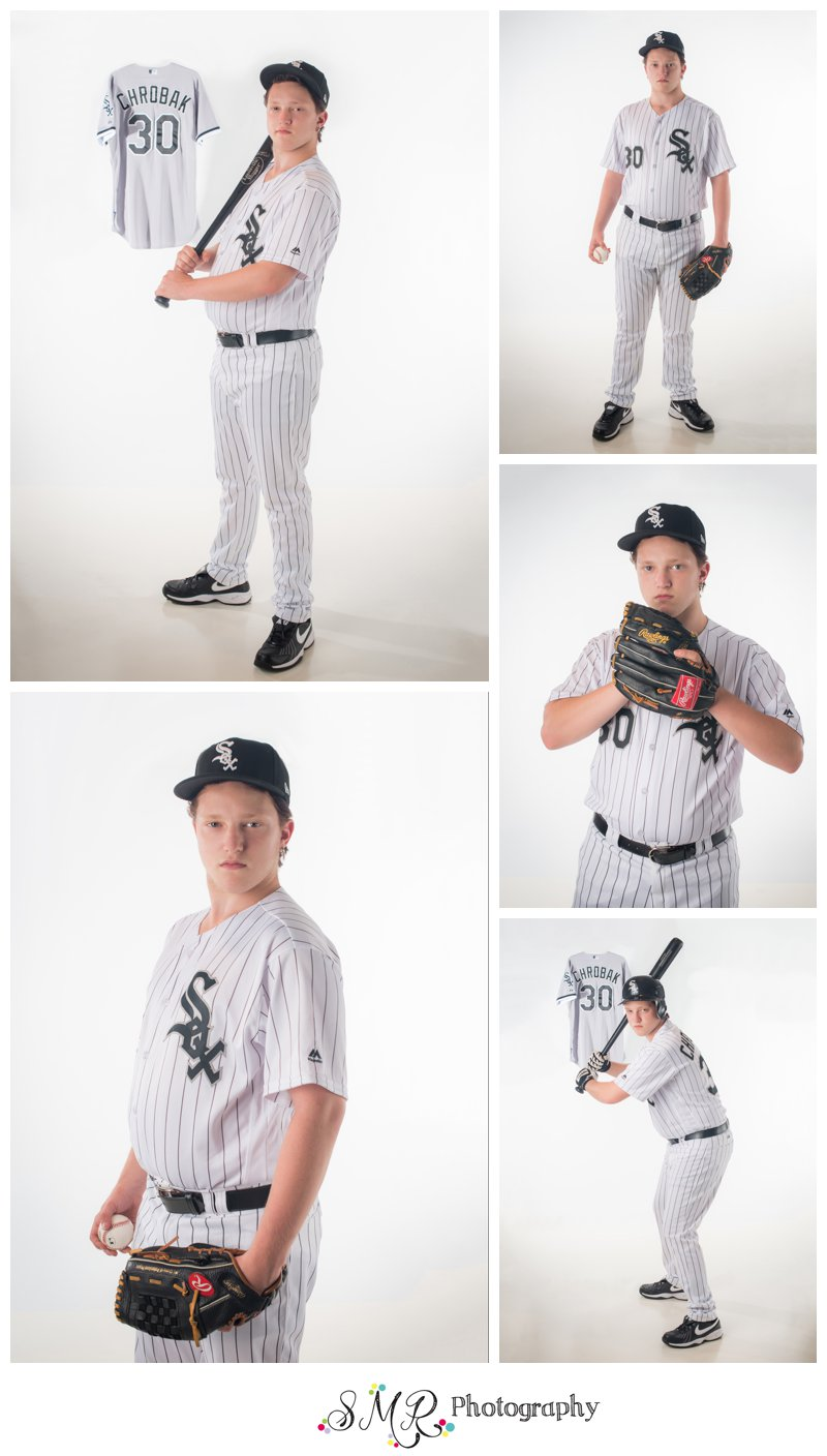 senior guy, baseball, white sox