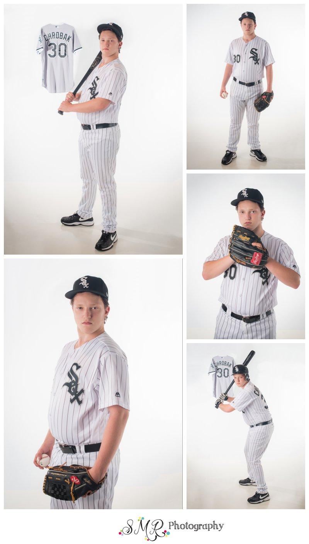senior guy, baseball, white sox